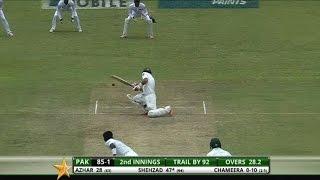 Highlights: 2nd Test, Day Three – Pakistan in Sri Lanka 2015