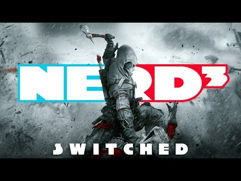 Assassin's Creed III Remastered - Nerd³ Switched