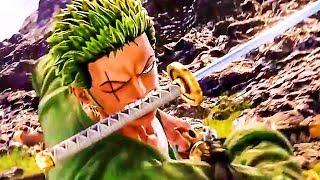 JUMP FORCE: Zoro VS Sasuke Gameplay Trailer (2018) PS4 / Xbox One / PC