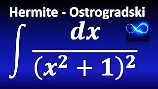 286. Integrales: Método de Hermite - Ostrogradski, paso a paso