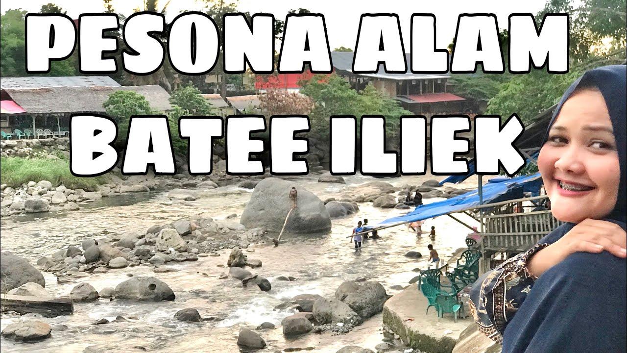 Wisata Alam Batee Iliek Di Aceh Wisata Air Samalanga Bireun Youtube