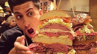 WORLDS LARGEST SANDWICH!