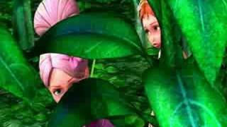 2009 Barbie Thumbelina Movie Trailer