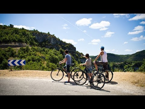 Cycling Holidays in France for 2018 with Tours Du Tarn