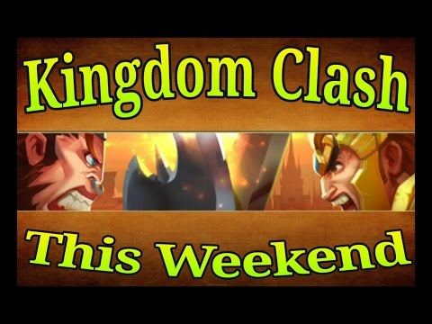 Lords Mobile Kingdom Clash This Weekend (1v1 KvK)