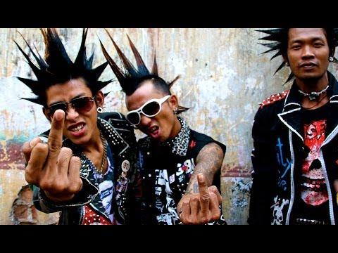 Yangon Calling !  ★ Punk In Myanmar ★