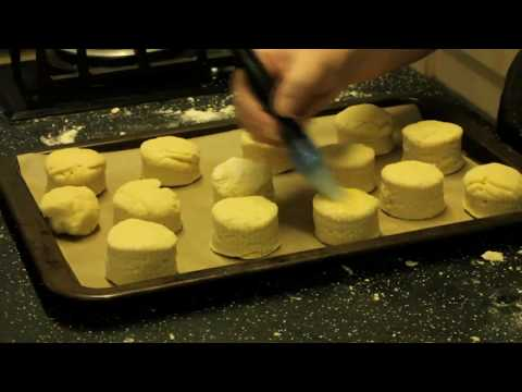 The WI Cookery School presents: How to make scones