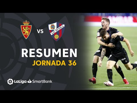 Zaragoza Huesca Goals And Highlights