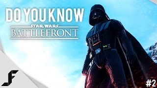 Do you know Star Wars Battlefront - Episode 2