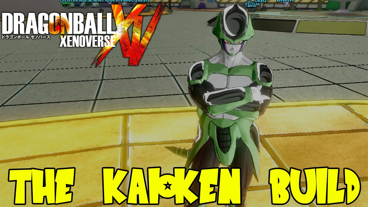 Dragon Ball Xenoverse  Ki Super Build