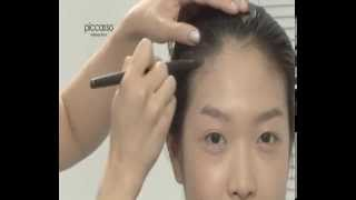 Piccasso Brush 725 Hair Line Contour / Shading Thumbnail