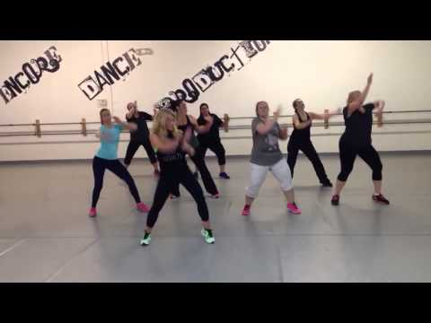 Descarada (Dance) feat. Vybz Kartel by Pitbull Dance Fitness Choreography