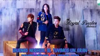 Royal Pirates - Shout Out [eng ver. + sub español + lyrics] Mp3