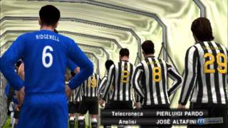 PSP Pro evolution soccer 2011 PES 2011 download ITA