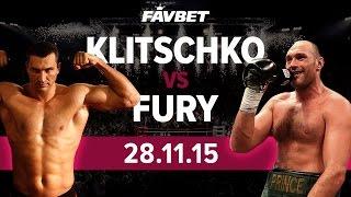 Владимир Кличко - Тайсон Фьюри 28.11.15 Wladimir Klitschko Tyson Fury WIN Победа Фьюри. Ждем Реванш!