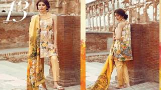 Cross Stitch Eid Lawn Collection 2017 Summer Dresses