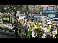 Australia's First Yellow Vest Action