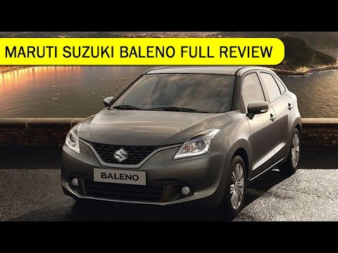 Maruti Suzuki Baleno Full Review || Auto & Gadget Show || Sandesh News