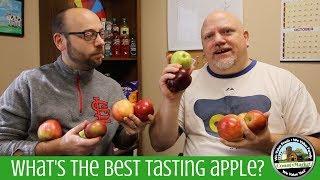 Gambar cover What's the Best Tasting Apple?   Taste Test Rankings