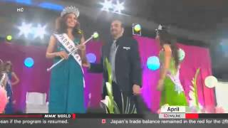 Honduras police arrest 2 for beauty queen murder