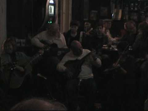 PV O'Donnell's Irish Music Session @ McKinnon's, Hartford, CT