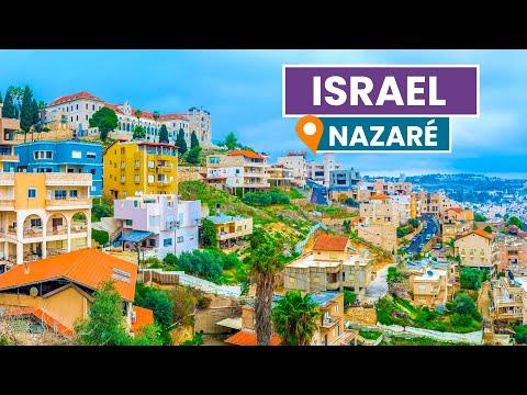 Por Onde JESUS ANDOU Em NAZARÉ?   Israel