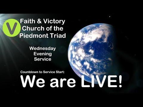 Wednesday Evening Service - 2021-Jun-30