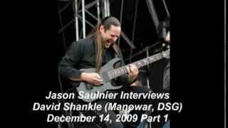 David Shankle Interview | Manowar