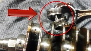 Knock Knock, whos there? Subaru Rod bearings