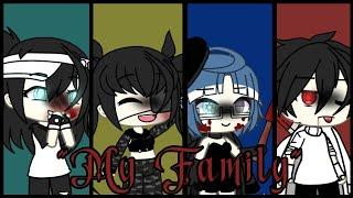 ×My family × GLMV