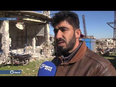 ميليشيا أسد الطائفية تواصل قصفها لمناطق شمال حماة - سوريا