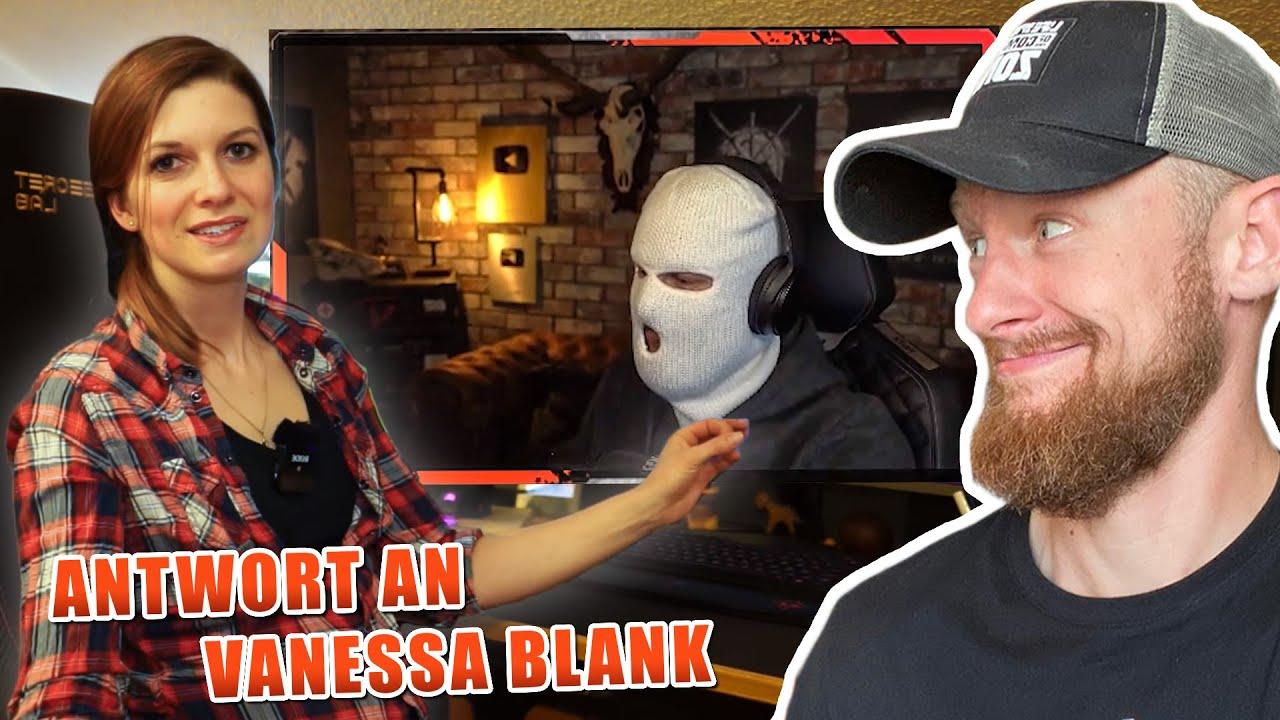 Camping Fritz wird Hops genommen - Antwort an Vanessa Blank