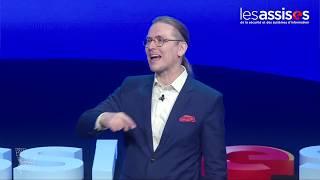 Mikko Hypponen - 'Cyber Arms Race' at Les Assises de la Sécurité et des Systèmes d'Information 2018
