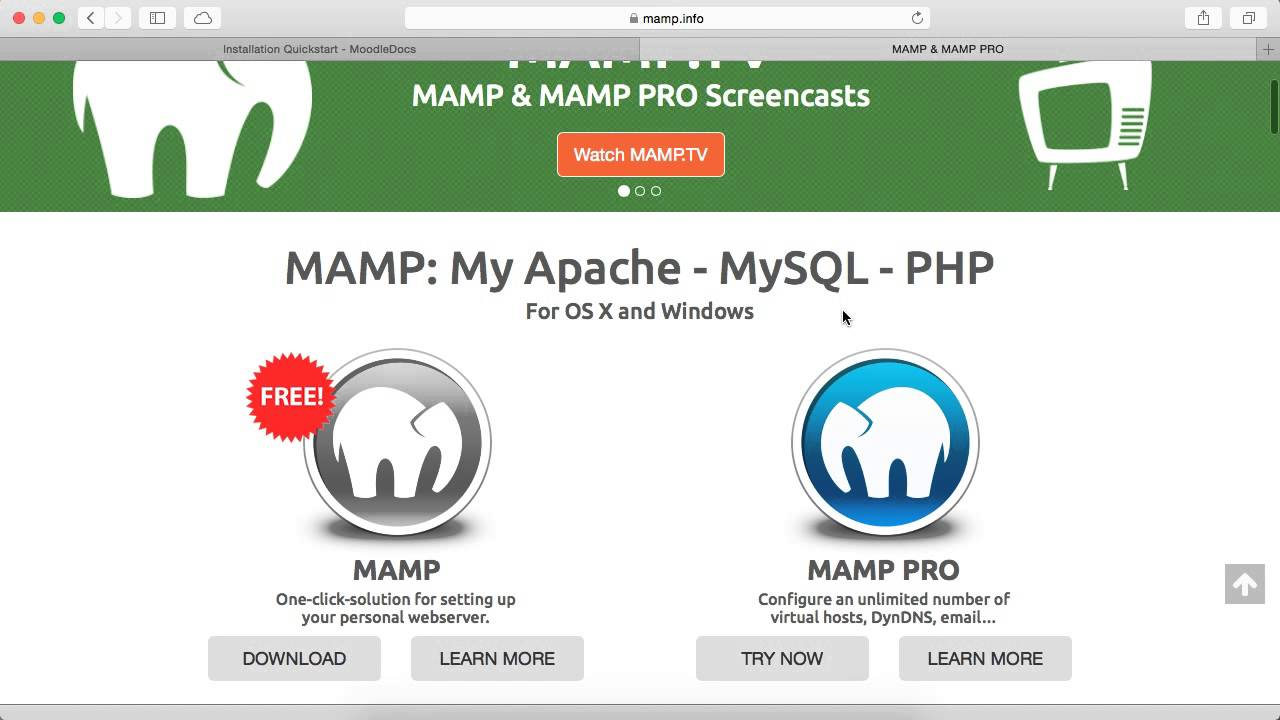 Slash eLearning development time with MAMP - Tech Comm Tools