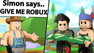 ROBLOX SIMON SAYS