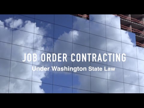 Securing Business through the Job Order Contracting Process