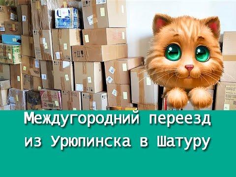 Переезд из Урюпинска в Шатуру на ПМЖ Отзыв