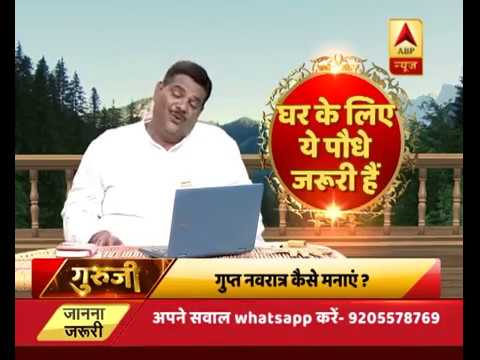 GuruJi With Pawan Sinha: These plants are vital for your house