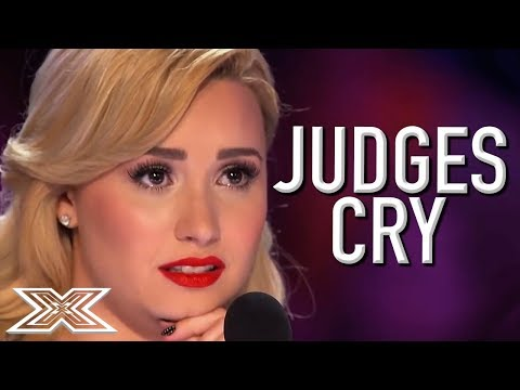 When JUDGES Cry! Most EMOTIONAL Performances Around The World! | X Factor Global