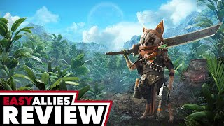 Biomutant - Easy Allies Review (Video Game Video Review)