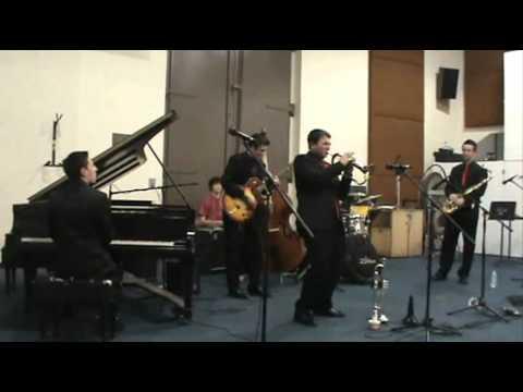 Esperanza Jazz Combo 1 at Reno 2010 - Little Sunfl...