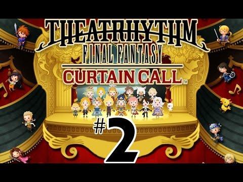 Theatrhythm Final Fantasy: Curtain Call - Part 2 - Mystical (3DS)