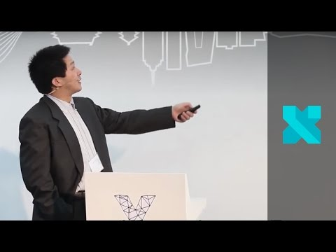Chunxi Zhang talks green energy