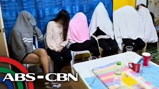 17 Chinese, 6 Vietnamese na ibinubugaw umano nasagip sa Pampanga | TV Patrol
