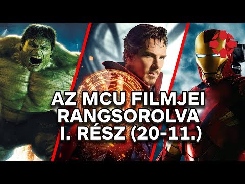 A Marvel Moziverzum filmjei rangsorolva - I. rész (20-11.)