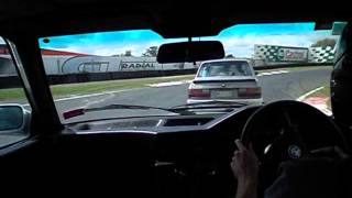 my M88 545i chasing my mates turbo e28 m30