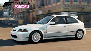Forza Horizon 2 - Type R Civic