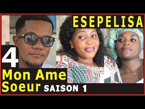 MON AME SOEUR saison1 VOL4 Doutshe Kapanga THEATRE CONGOLAIS NOUVEAUTÉ 2017 Congo Kinshasa Elengi ya