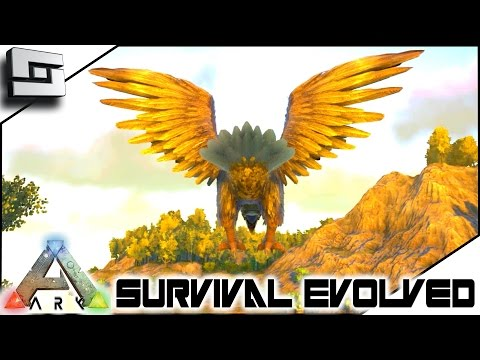 ARK: Survival Evolved - NEW ARGY TAME! E4 ( Procedurally Generated Gameplay )