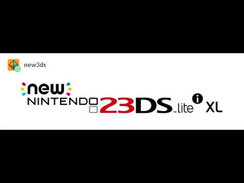 The New Nintendo 23DS